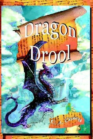 book cover of Dragon Drool