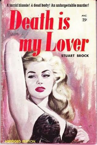book cover of Death Is My Lover