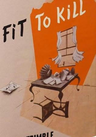 book cover of Fit to Kill