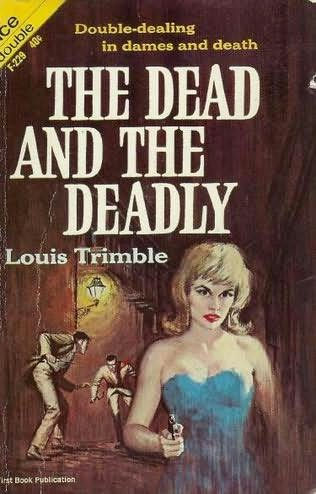 book cover of The Dead and the Deadly