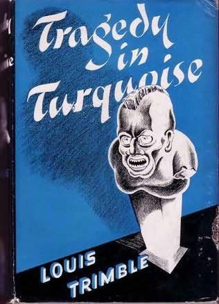 book cover of Tragedy in Turquoise