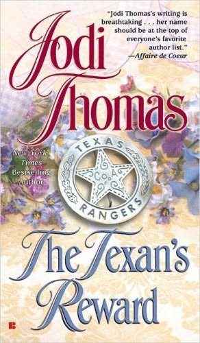 book cover of The Texan\'s Reward
