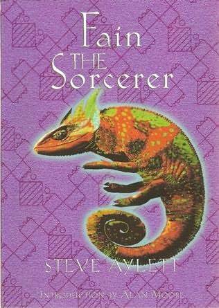 book cover of Fain the Sorceror