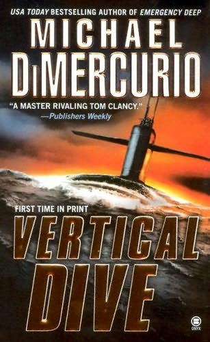 book cover of Vertical Dive