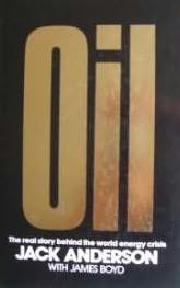 book cover of Oil