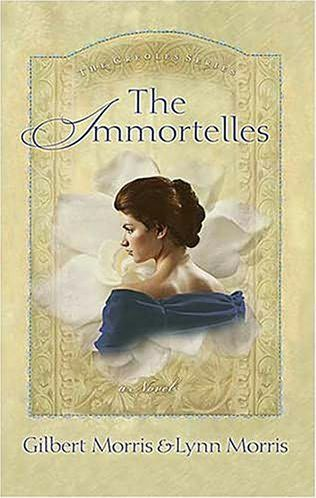 book cover of The Immortelles