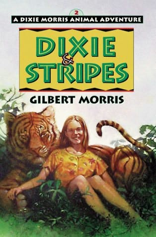 book cover of Dixie and Stripes