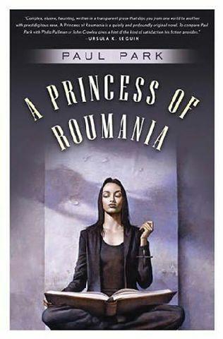 book cover of A Princess of Roumania