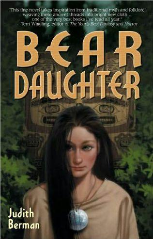 book cover of Bear Daughter