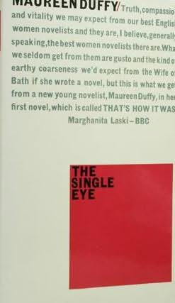 book cover of The Single Eye