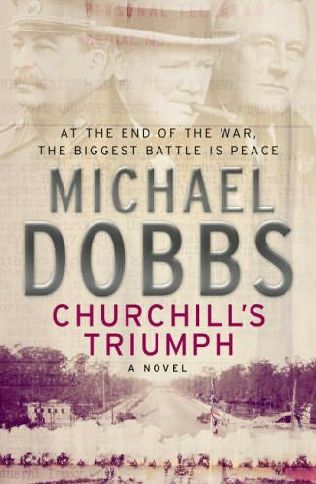 book cover of Churchill\'s Triumph