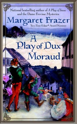book cover of A Play of Dux Moraud