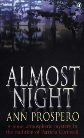 book cover of Almost Night