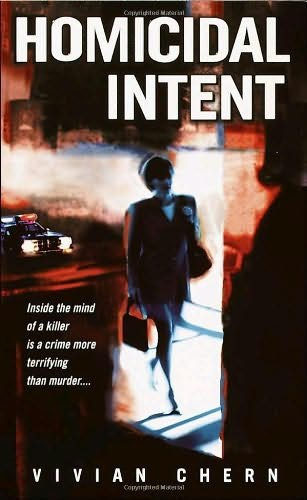 book cover of Homicidal Intent