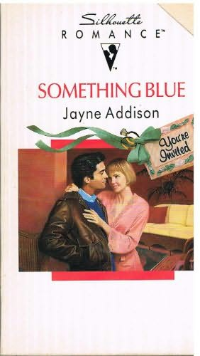 book cover of Something Blue