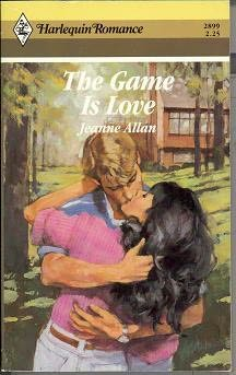 book cover of The Game Is Love