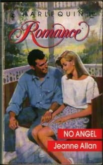 book cover of No Angel