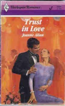 book cover of Trust in Love