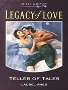book cover of Teller of Tales
