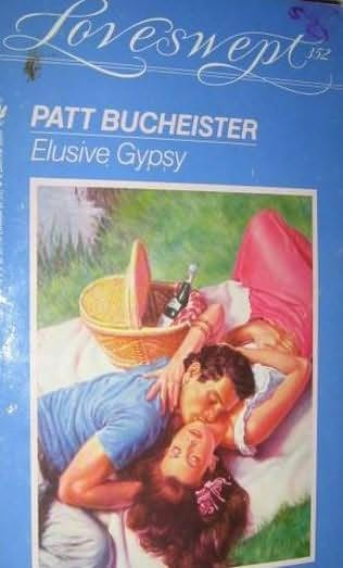 book cover of Elusive Gypsy