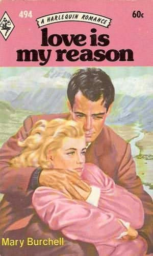 book cover of Love Is My Reason