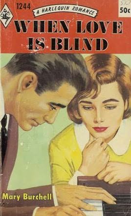 book cover of When Love Is Blind