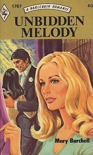 book cover of Unbidden Melody