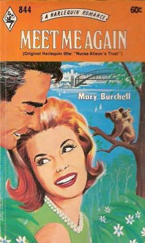 book cover of Nurse Allison\'s Trust