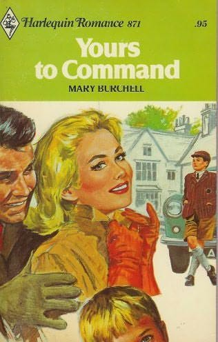book cover of Yours to Command