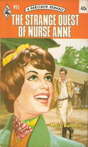 book cover of The Strange Quest of Anne Weston