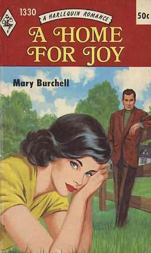 book cover of A Home for Joy
