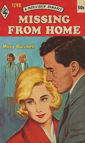 book cover of Missing from Home