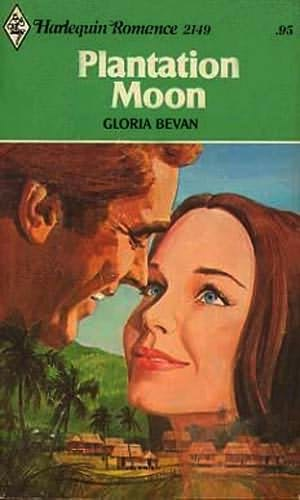 book cover of Plantation Moon