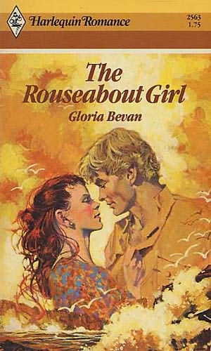 book cover of The Rouseabout Girl