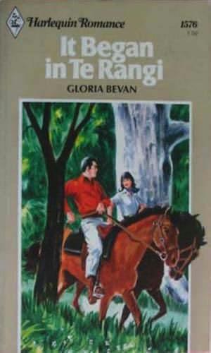 book cover of It Began in Te Rangi