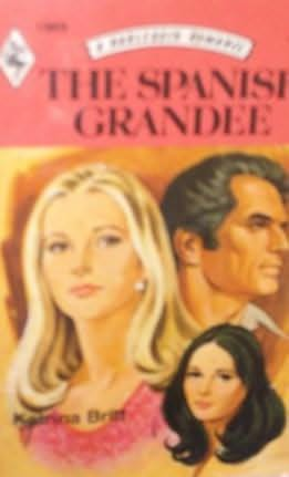 book cover of The Spanish Grandee