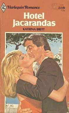 book cover of Hotel Jacarandas