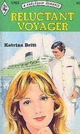 book cover of Reluctant Voyager