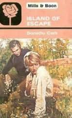 book cover of Island of Escape