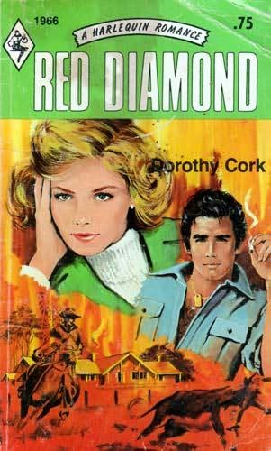 book cover of Red Diamond