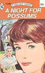 book cover of A Night for Possums