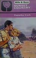 book cover of Sunset Country