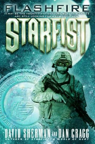 book cover of Flashfire