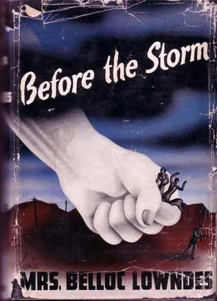 book cover of Before the Storm