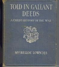 book cover of Told in Gallant Deeds