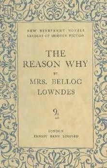 book cover of The Reason Why