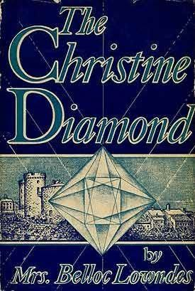 book cover of The Christine Diamond