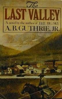 book cover of The Last Valley