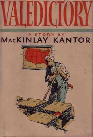 book cover of Valedictory