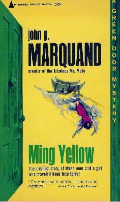 book cover of Ming Yellow